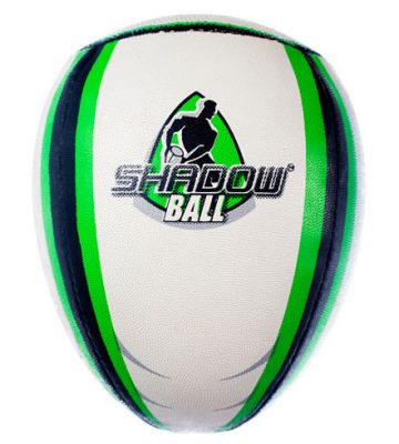 Shadow Ball Pro Size 4. Rebounding Rugby Ball