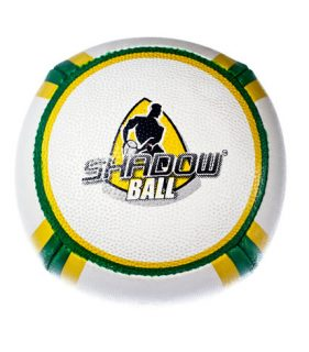 Shadow Ball Pro Size 5. Rebounding Rugby Ball