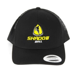 Mesh panel trucker cap, High quality, Shadowball Rugby